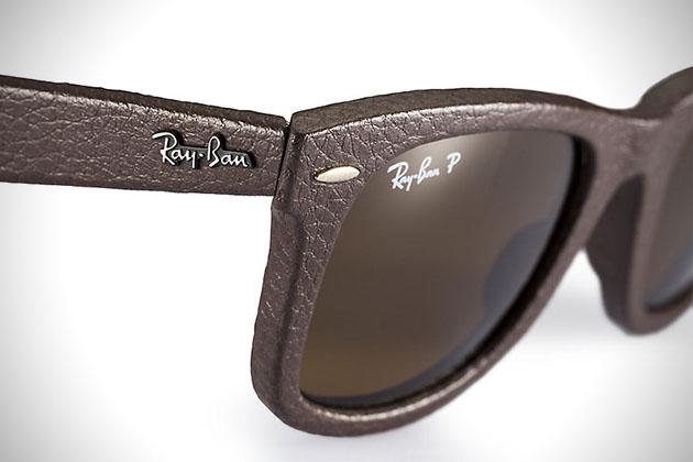 Contoh kacamata frame kulit